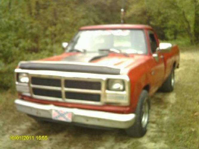$1,500 1991 Dodge Ram D-150 S Long Bed