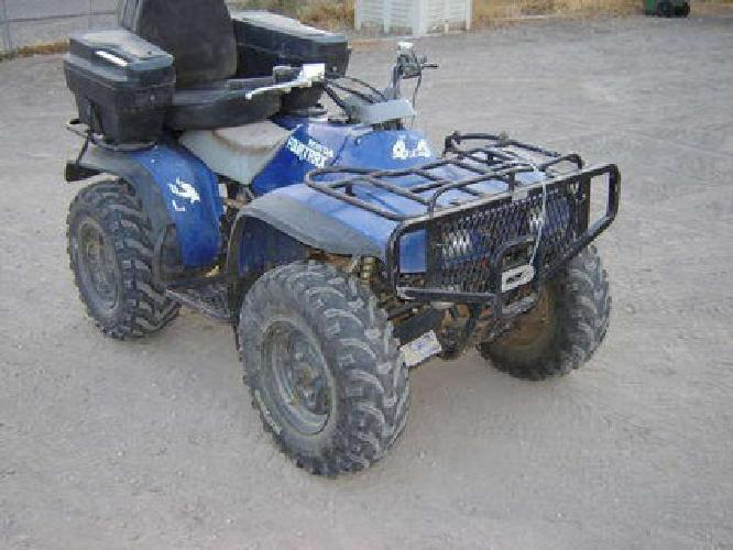 1 500 1991 honda fourtrax 300 4x4 for sale in dayton nevada classified. Black Bedroom Furniture Sets. Home Design Ideas