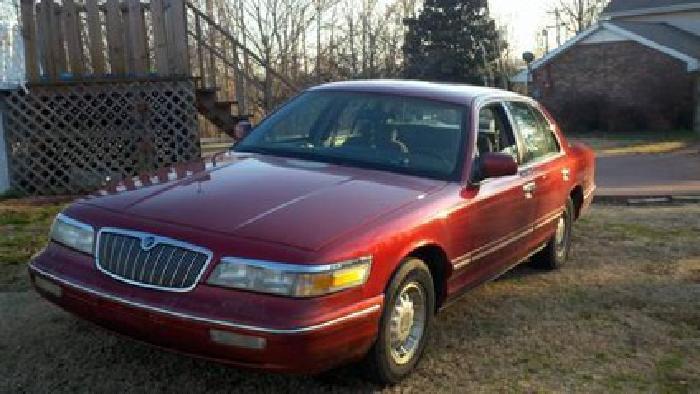 $1,500 1997 Mercury Grand Marquis