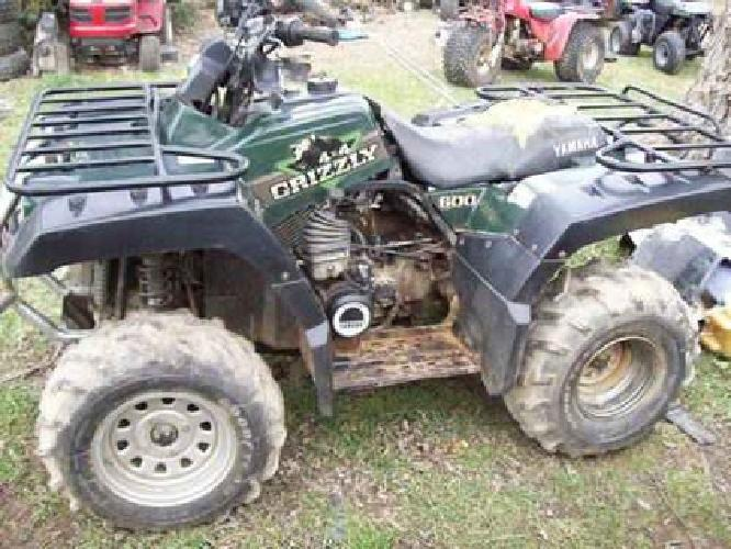 Yamaha Grizzly For Sale