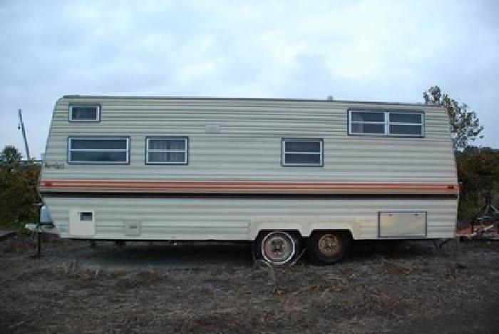 Wonderful 2002 HILO HILO Camper Travel Camping Trailer For Sale In