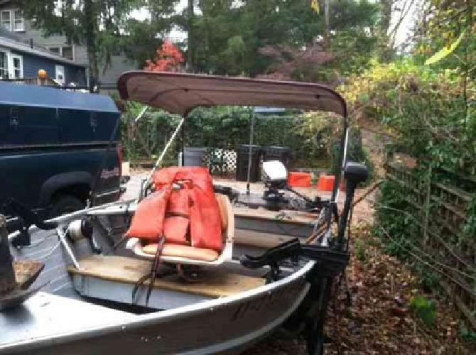 Aluminum fishing boats for sale in kentucky for Fishing in louisville ky