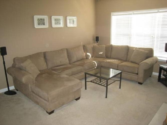 Light Brown Sectional Sofa Light Brown Sectional Fabric