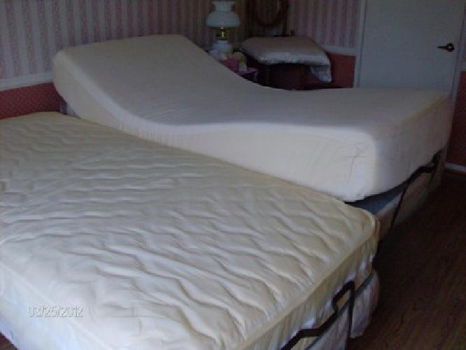 Headboard For Craftmatic King Sized Bed
