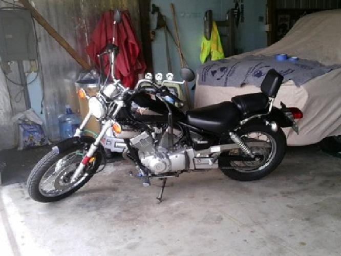 $1,500 OBO Motorcycle