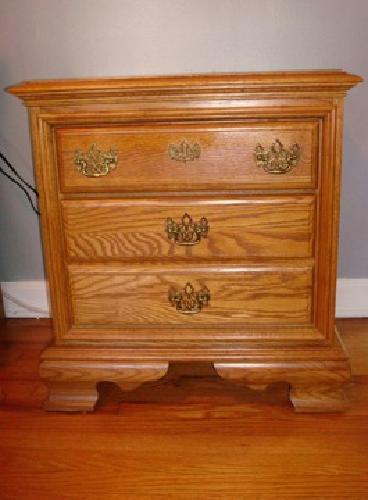 1 500 OBO Solid Oak Bedroom Furniture For Sale In West Hartford