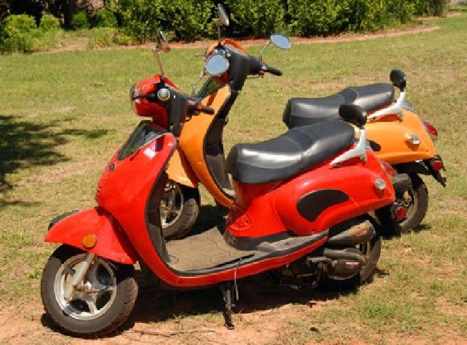 $1,500 OBO Two 2007 Diamo/Roketa 150cc scooters - $1500 ...