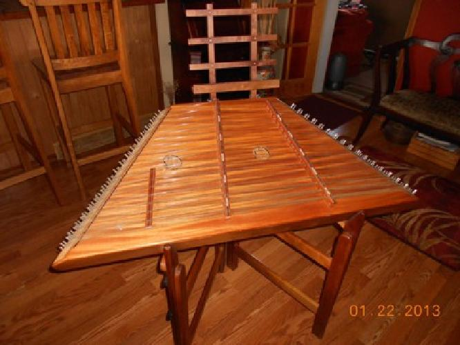 $1,550 High Country Hammered Dulcimer 17/17/7