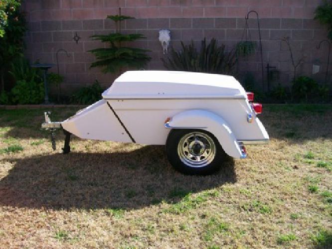 $1,595 1997 Legend motorcycle cargo trailer..pull behind