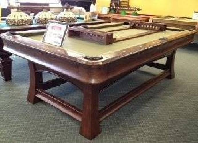 Park Avenue Pool Table By Thomas Aaron For Sale In - Thomas aaron pool table
