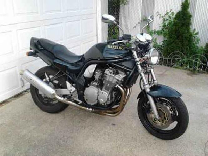 1 600 1996 suzuki gsf 600 bandit for sale in garfield new jersey classified. Black Bedroom Furniture Sets. Home Design Ideas