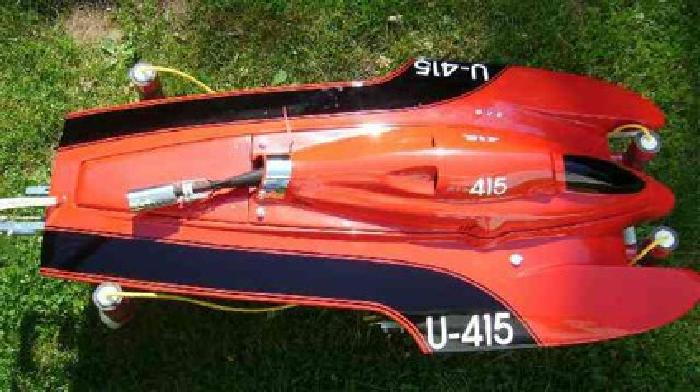 $1,600 AEROMARINE THUNDERBOLT HYDRO with Quickdraw 26HT (high torque) engine with