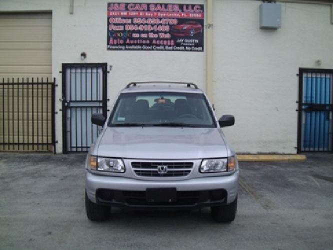 1 600 obo 2001 honda passport for sale in miami florida. Black Bedroom Furniture Sets. Home Design Ideas