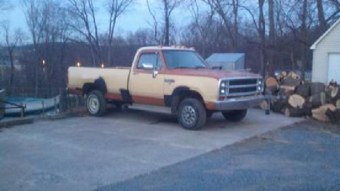 Dodge Half-Ton Diesel