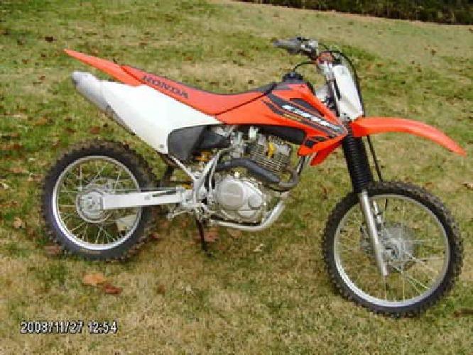 1 650 2004 Honda Crf 150 Dirt Bike Price Negotiable For Sale In