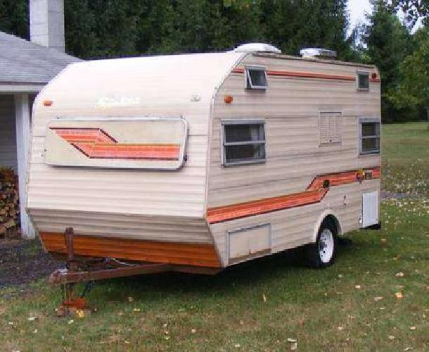 1986 Nomad Travel Trailer Manual on