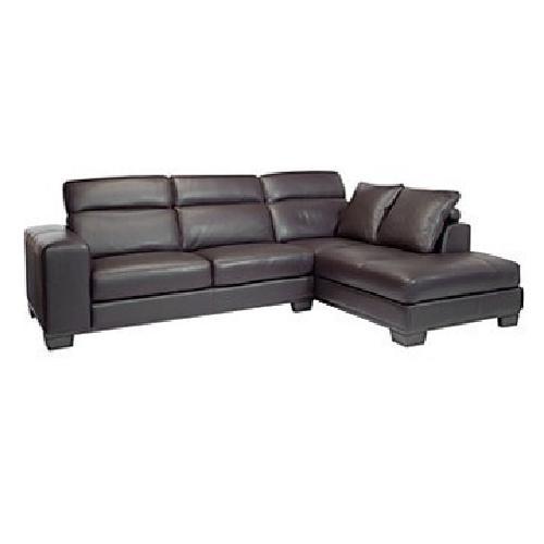 1 700 Obo Z Gallerie Brooklyn Raf Leather Sofa For Sale