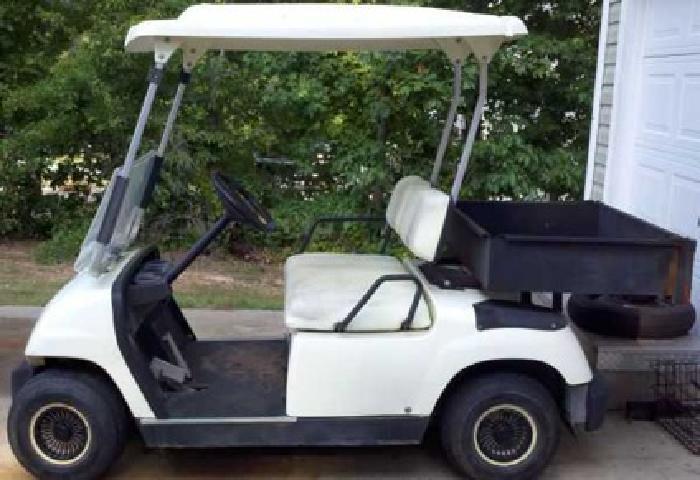 1 750 Golf Cart 2005 Yamaha W Bed Carrollton For Sale