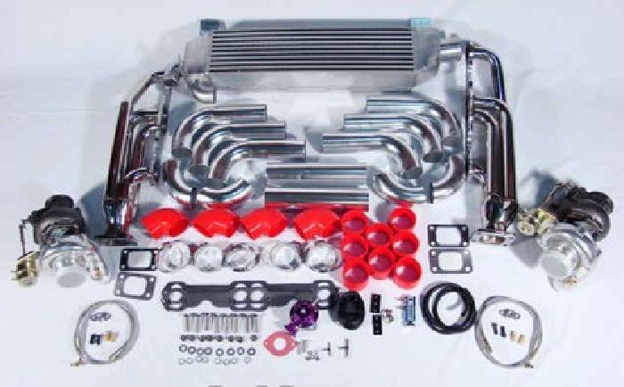 1 800 Sbc Chevy Twin Turbo Kit In Thomson Georgia