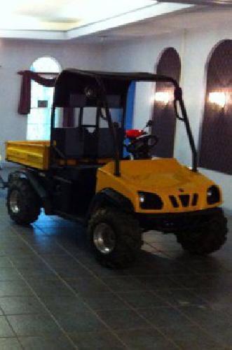 1 900 2003 Compact Utility Yerf Dog Rover 4x2 Beach