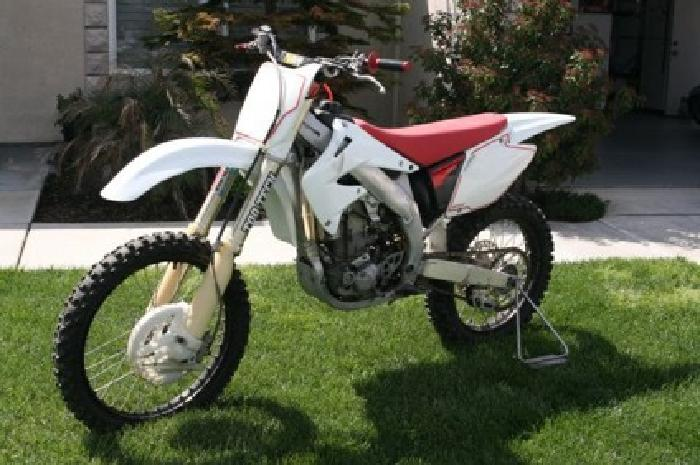 Ktm Motorcycles For Sale Fresno Ca >> $1,900 Dirt Bike 2003 CRF 450 for sale in Modesto, California Classified | ShowMeTheAd.com