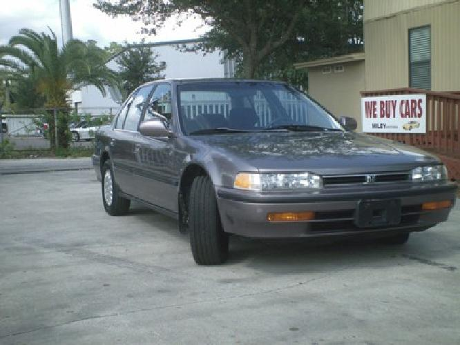 1 950 1993 honda accord 5 speed transmission for sale in tampa florida classified. Black Bedroom Furniture Sets. Home Design Ideas
