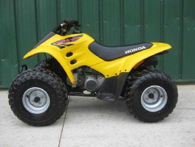 1 950 2002 honda trx 90 mint condition 1 950 yellow adult owned always garaged for sale in. Black Bedroom Furniture Sets. Home Design Ideas