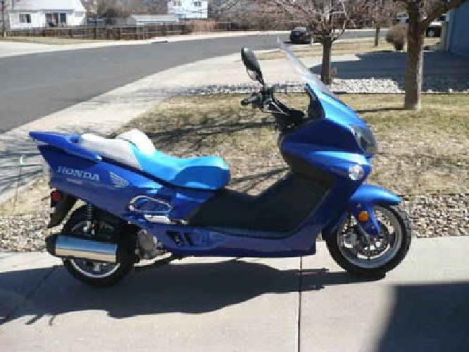$1,950 2007 Scooter / Small-Frame Motorcycle 250cc low mileage