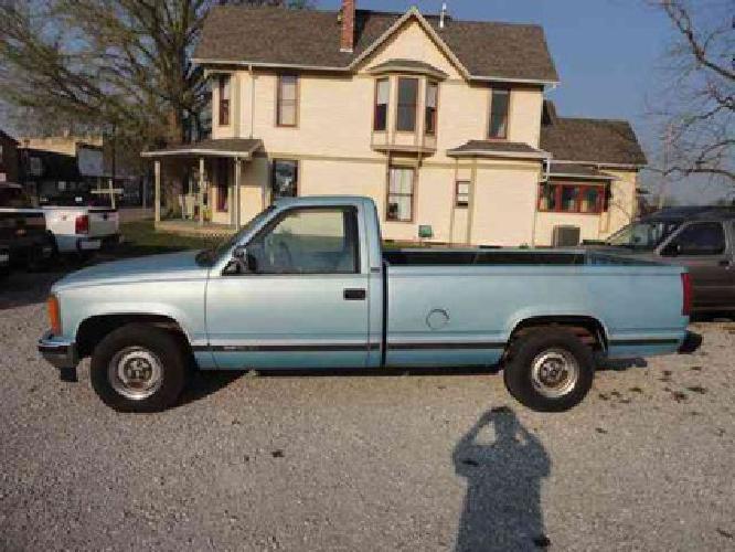 $1,995 Used 1990 GMC Sierra 1500 SLE Truck, 113,066 miles