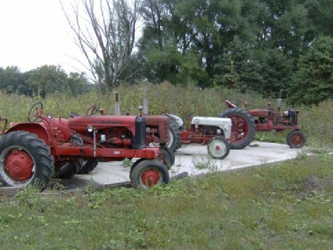 $1,999 OBO Antique Tractors