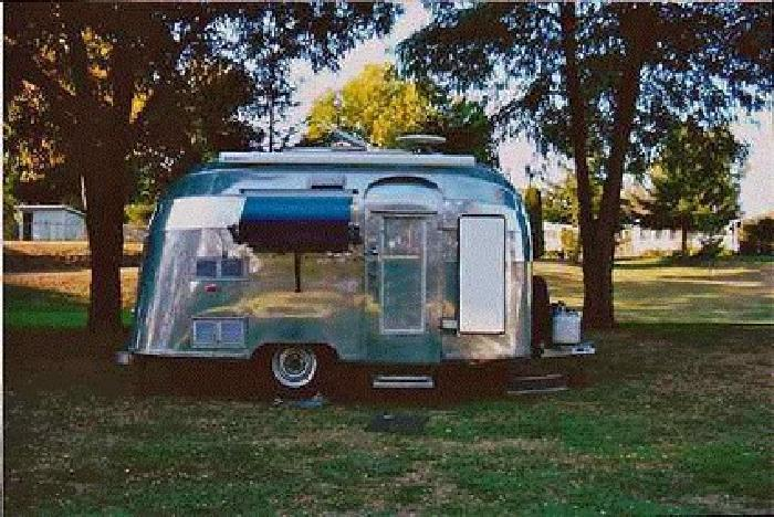 1 9 5 5 Vintage Airstream 16' Bubble for sale in Springfield, Ohio