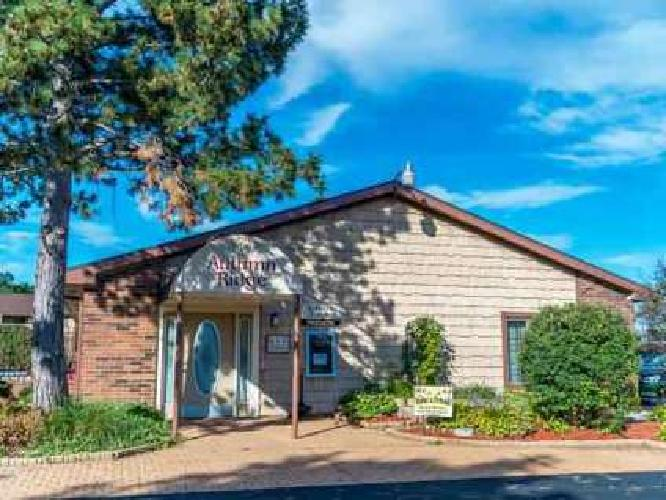 1 Bed - Autumn Ridge Townhomes & Apartments