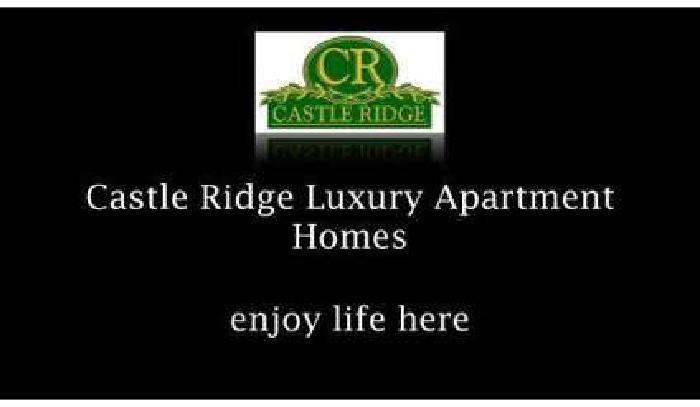 1 Bed - Castle Ridge Luxury Apartment Homes