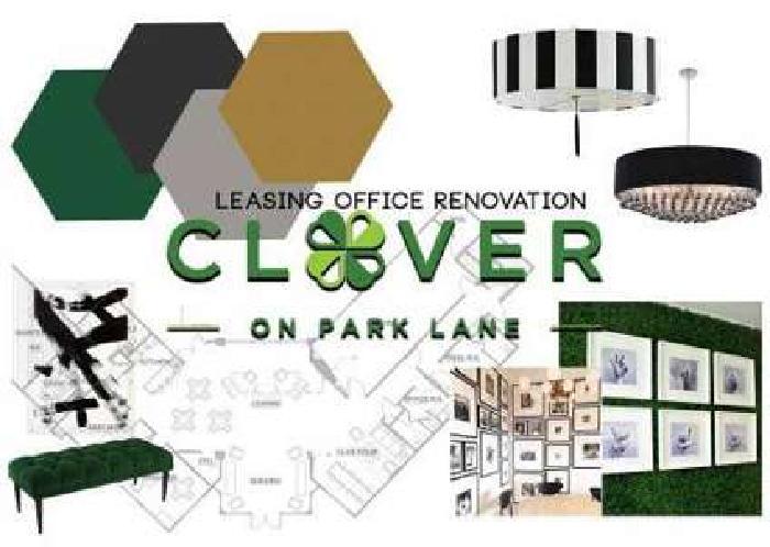 1 Bed - Clover on Park Lane