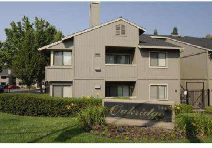 1 Bed - Oak Ridge Apartments