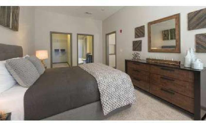 1 Bed - Parkside Apartments