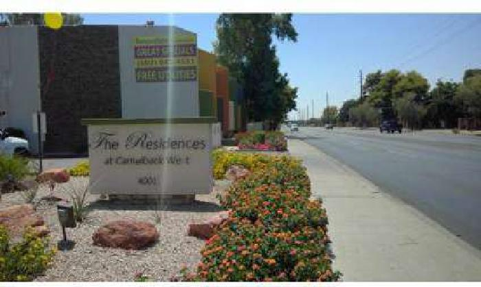 1 Bed - The Residences at Camelback West