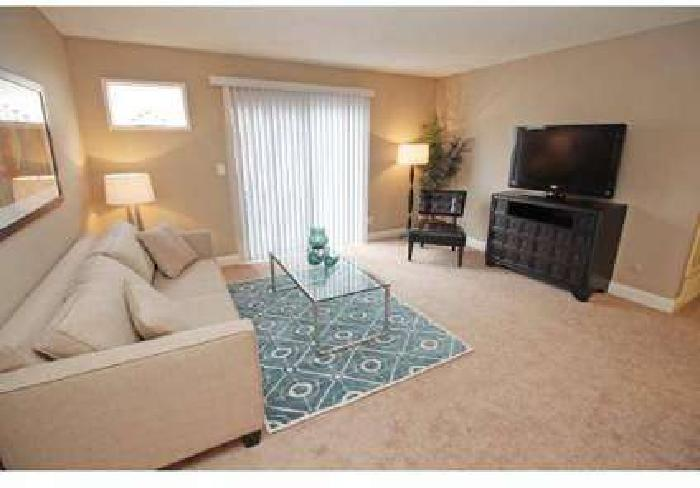 1 Bed - Wedgewood Apartments
