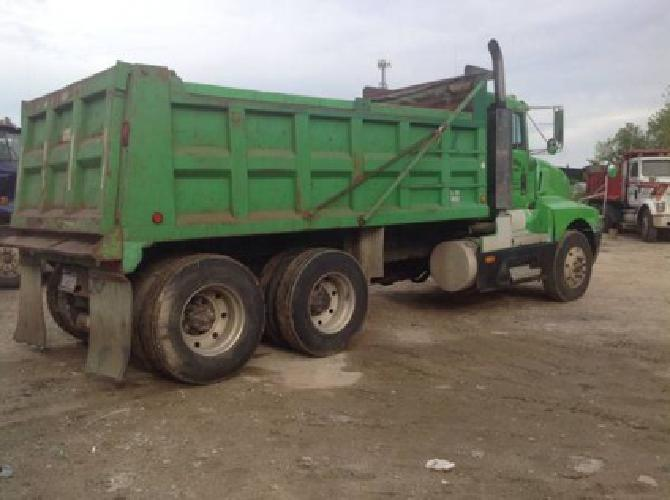 1 kenworth t600 dump truck 1989 for sale in odessa texas classified. Black Bedroom Furniture Sets. Home Design Ideas