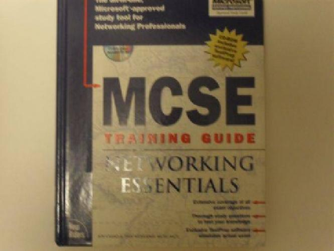$1 MCSE networking book (Marietta)