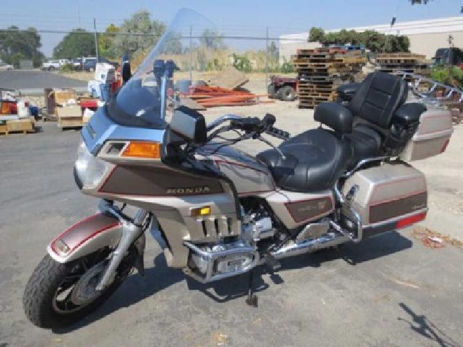 $1 OBO Motorcycles for Auction