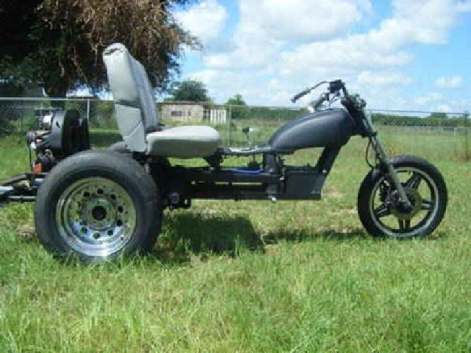 VW Trike Project for Sale