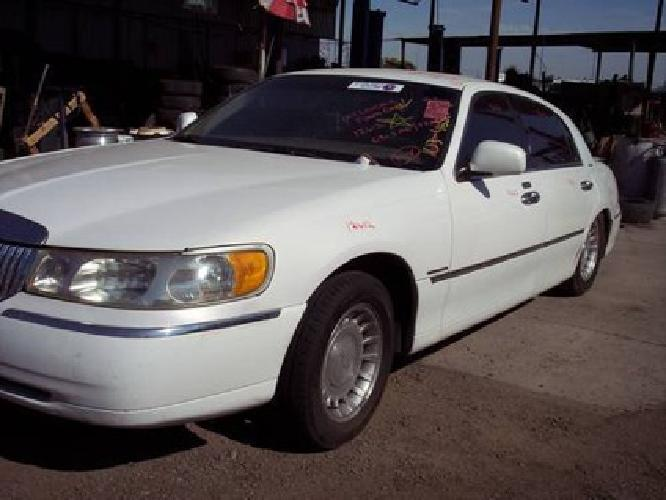 2000 lincoln town car parts for sale in glendale arizona classified. Black Bedroom Furniture Sets. Home Design Ideas