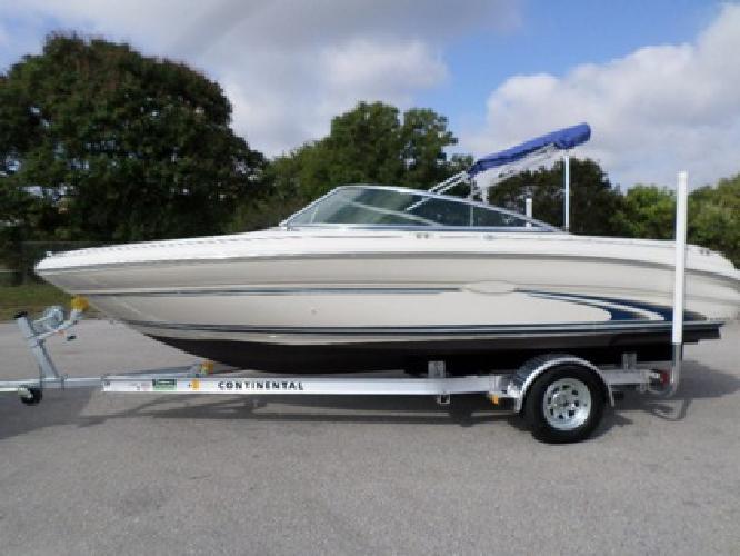 -------- 2000 Searay 190 Select -----------