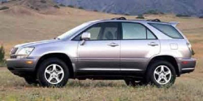 2001 Lexus RX 300 RX 300 Sport Utility 4D