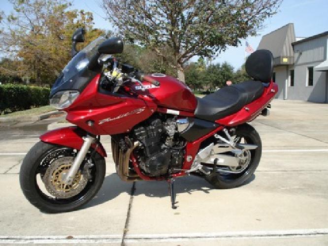 2001 Suzuki Bandit 1200S