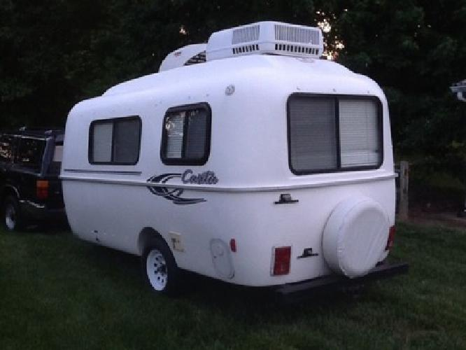 2002 17' Casita Freedom Camper Trailer