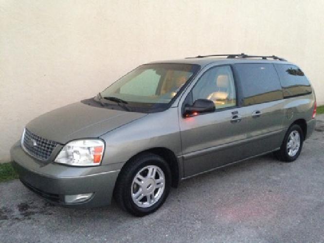 2002 Ford Freestar SEL