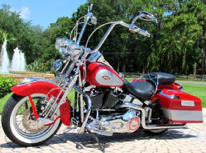 2002 Harley Davidson Heritage Springer