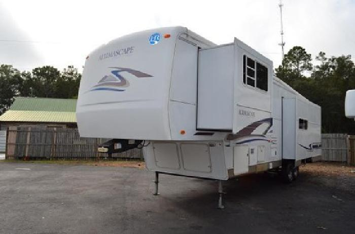 Holiday Rambler Th Wheel Travel Trailers